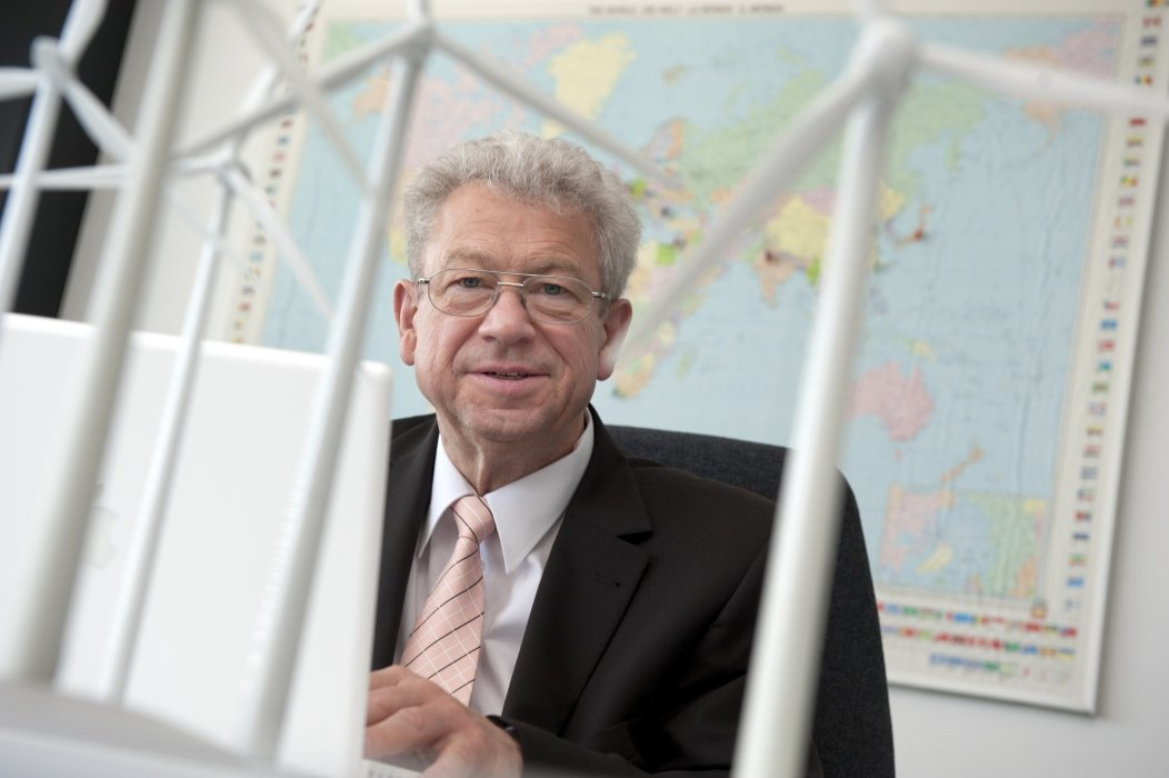 Professor Hermann-Josef Wagner.