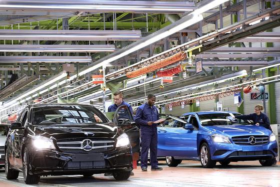 Mercedes will mit vielen neuen Modellen wieder zum führenden Premiumhersteller weltweit werden.