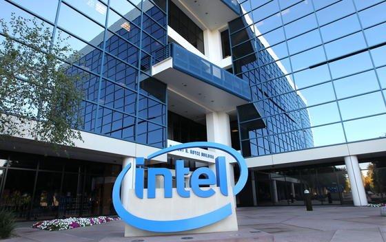 Intel-Hauptquartier in Santa Clara, Kalifornien: Der Chiphersteller will seinen TV-Dienst OnCue, der 2014 starten sollte, verkaufen.