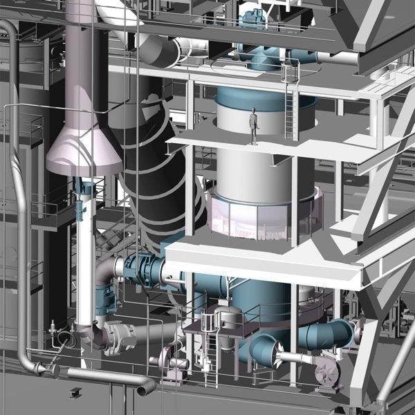 Der Jet Process von Siemens steigert die Flexibilität bei der Rohstoffauswahl am Konverter. Sauerstoff, Kalk und Kohle werden über Bodendüsen eingeblasen, Heißwind über eine Toplanze auf das Bad geblasen. Dies sorgt für eine effiziente Durchmischung und optimale Verwertung der eingeblasenen Kohle.