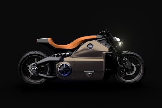 Der französische Motorradhersteller hat mit der Wattman das stärkste Elektro-Motorrad der Welt präsentiert. Das Motorrad wird nur auf Bestellung per Hand produziert.