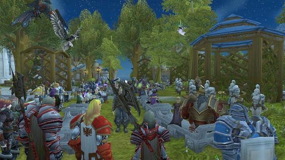 Blizzard's World of Warcraft gehört genau wie Linden Labs' Second Life zu den bei amerikanischen und britischen Geheimdiensten beliebtesten Online-Welten.