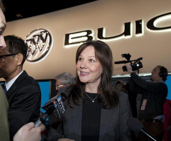 """Die designierte GM-Chefin Mary Barra war zuletzt für die Produktentwicklung des Konzerns verantwortlich. Ihr Credo: """"Keine weiteren Schrottkarren."""""""