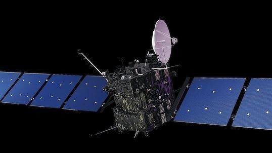 Rosetta befindet sich seit 957 Tagen im Reiseschlaf. Im Januar soll sie aufwachen. Dann wird sich zeigen, ob Bordelektronik und Mechanik die Reise überstanden haben.