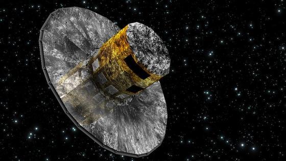 Gaia bestimmt die Position der hellsten Sterne in der Milchstraße. Die Sensoren arbeiten dabei so genau, dass man selbst eine Ein-Euro-Münze auf dem Mond erkennen könnte. Auch die Datenmenge ist beeindruckend: insgesamt fällt auf der Mission ein Petabyte an – das entspricht dem Speichervolumen von 200.000 DVDs.