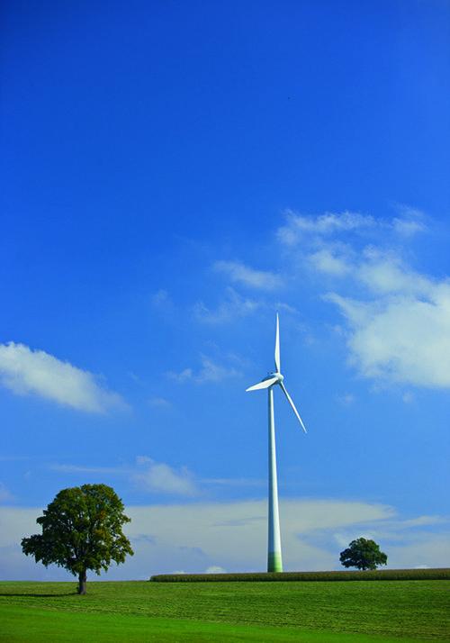 Das Potenzial von Riblet‐Beschichtungenfür Windenergieanlagen: Mehr Leistungund reduzierte Lärmemissionen.