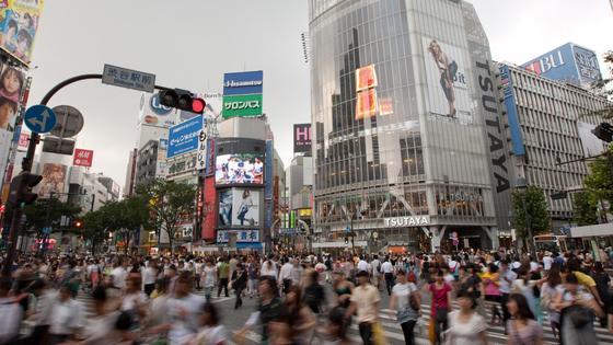 Die japanische Gesellschaft altert rapide.