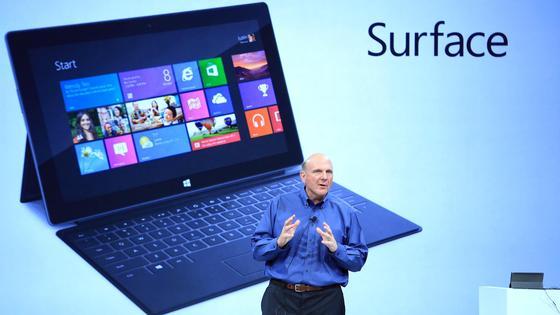 Microsoft fehlte auf der CES.