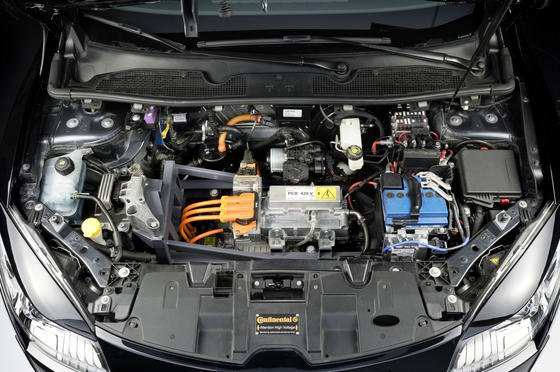 Antriebskonzept Piezomotor: Alternative zum klassischen Motor?