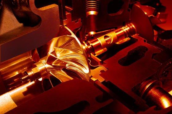 Auch der Zulieferer Continental arbeitet an noch leistungsfähigeren Turboladern.