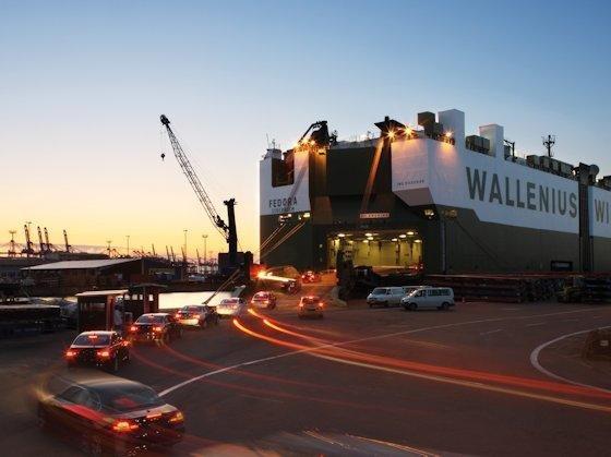 Logistik- und Produktionsprozesse werden dank moderner Technik immer transparenter.