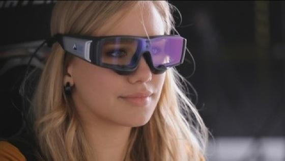 Eine vom Deutschen Forschungszentrum für künstliche Intelligenz (DFKI) entwickelte Brille erfasst Blickrichtung und das Interesse des Brillenträgers.