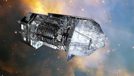 Das Infrarot-Teleskop Herschel geht bald in Rente.
