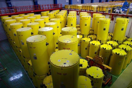 Endlager im lothringischen Bure soll Frankreichs nukleares Entsorgungszentrum für hochradioaktiven Abfall werden.