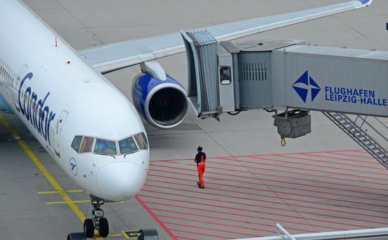 Die russische Volga-Dnepr-Gruppe investiert am Flughafen Halle/Leipzig.