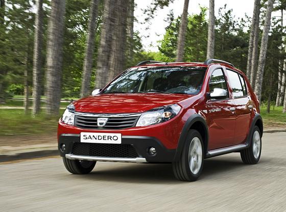 Low-Cost-Marken wie die Renault-Tochter Dacia erfreuen sich in wirtschaftlich schwierigen Zeiten wachsender Beliebtheit.