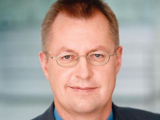 Robert Schullan, Mitglied des Vorstands der Schaeffler AG