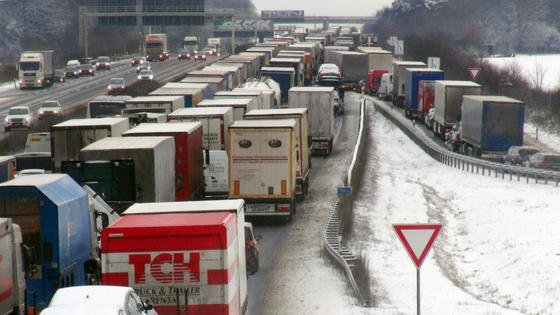 Kölner Klimakreis nimmt LKWs ins Visier.