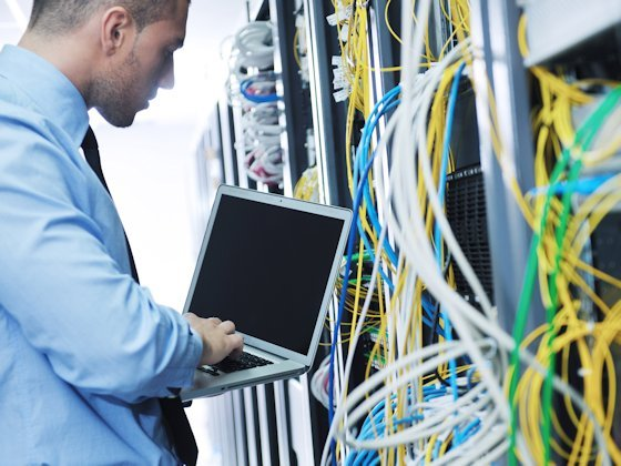 Elektrotechniker sind unverzichtbar, damit die Energiewende gelingt.