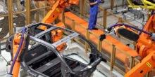 Hybridrohre aus Stahl und Aluminium machen Autos leichter