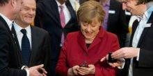 Merkels Krypto-Handy geknackt: Technische Veränderungen offenbar kein Problem