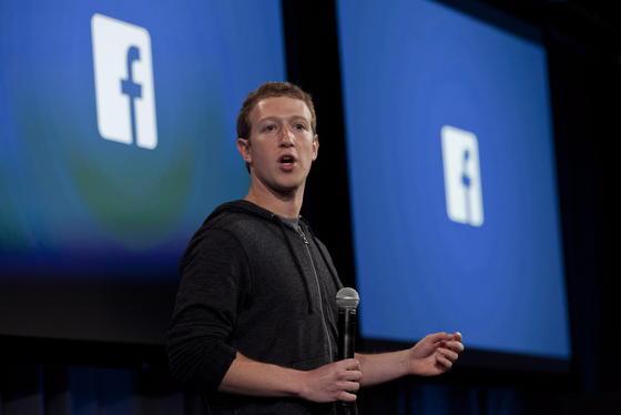 Facebook-Chef Mark Zuckerberg:Er will den Nutzern des sozialen Netzwerks in Zukunft mehr Kontrolle darüber geben, welche Daten sie mit Apps auf Facebook teilen.