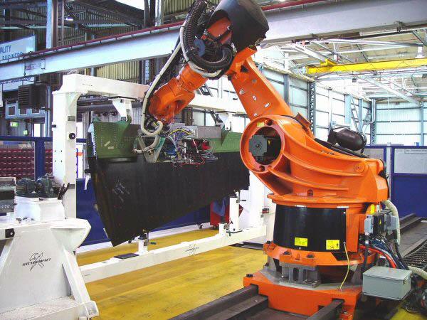 Electroimpact ist nach eigenen Angaben weltweit führend bei der Herstellung von Maschinen für den Bau von Flugzeugteilen.