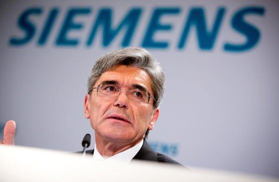 Siemens-Chef Joe Kaeser: Der Aufsichtsrat distanziert sich inzwischen von seinem Wunsch, die Energiesparte von Alstom zu übernehmen.
