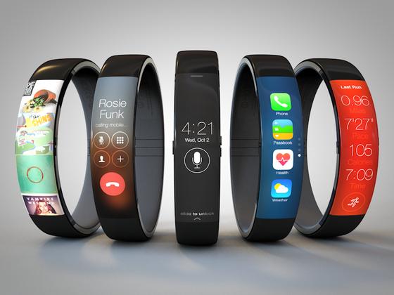 Entwürfe für eine Apple iWatch des DesignersTodd Hamilton: Jetzt geht der Schweizer Uhrenhersteller Swatch gegen Apple vor. Die Schweizer haben eine iSwatch entwickelt und schon vor Jahren schützen lassen. Swatch sieht Verwechslungsgefahr durch die iWatch von Apple.