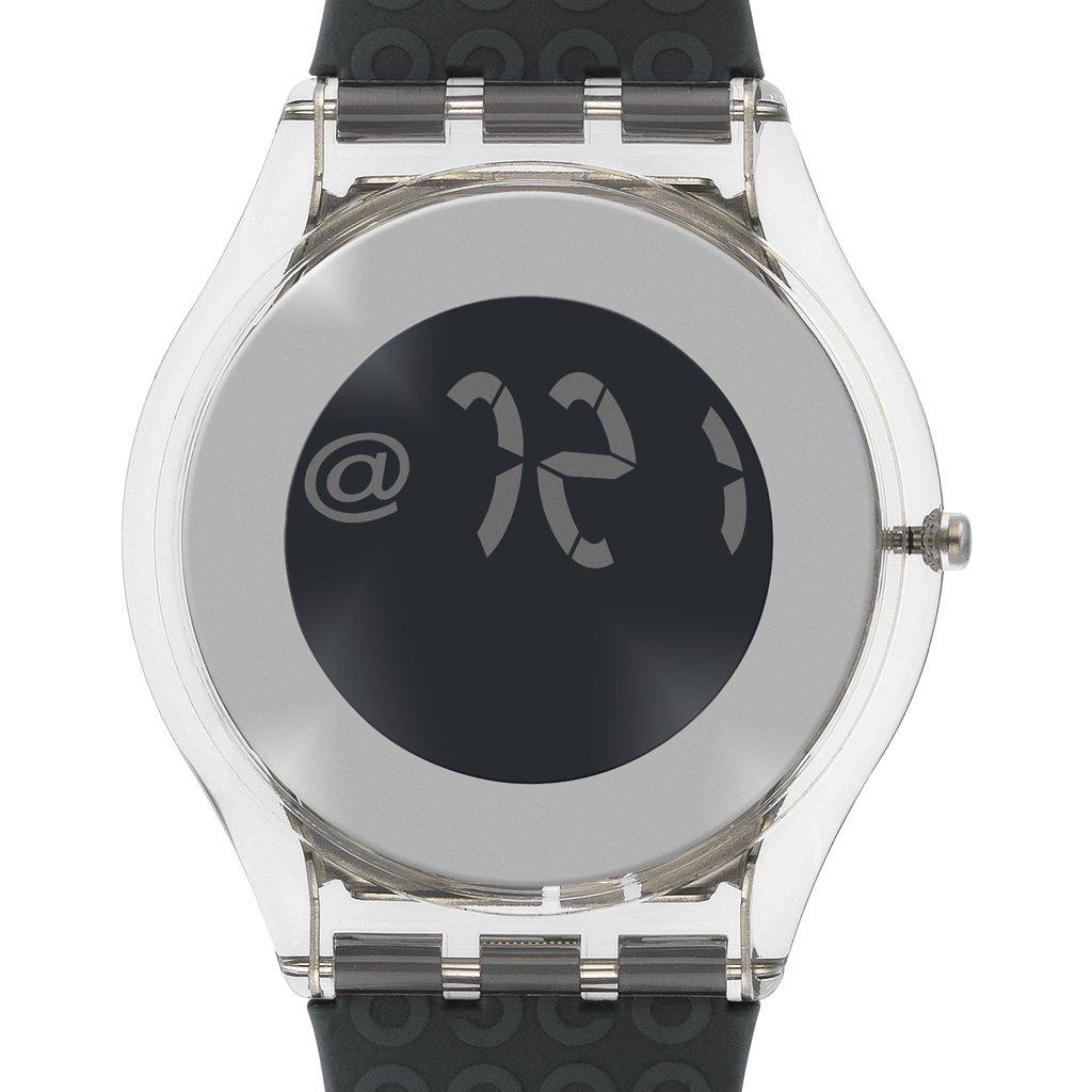 Der Schweizer Uhrenhersteller Swatch hat sich schon vor Jahren die Marke iSwatch schützen lassen und fühlt sich nun von Apple bedroht.