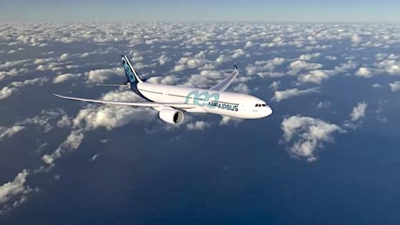 Neue Triebwerke von Rolls-Royce machen den A330neo deutlich spritsparender. Die ersten Exemplare will Airbus im vierten Quartal 2017 ausliefern.