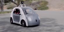 Attentäter könnten Google-Auto als fahrende Bombe missbrauchen