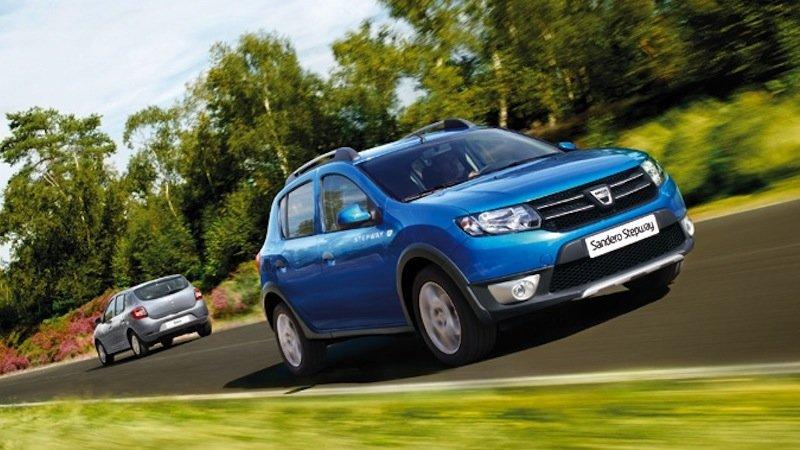 Der Sandero von Dacia ist schon für unter 7000 Euro zu haben. Das Unternehmen hat im ersten Halbjahr 2014 seinen Umsatz in Europa um 18 steigern können.