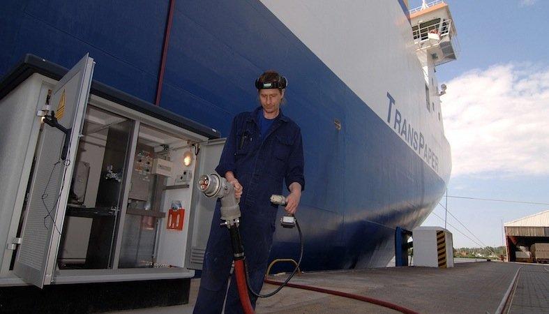 Siemens baut im Hamburger Hafen Landstromanschluss für Kreuzfahrtschiffe