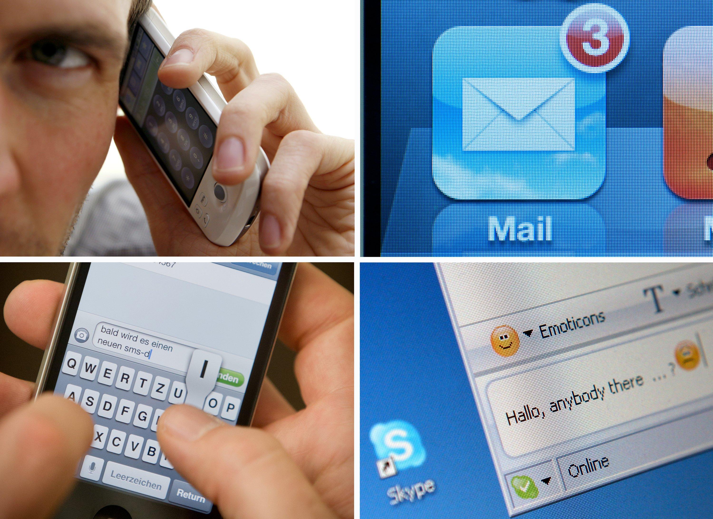 Die erste E-Mail vor 30 Jahren hat eine technologische Lawine ins Rollen gebracht: Heute verschicken die Deutschen jedes Jahr über 500 Milliarden E-Mails, schätzen Experten.