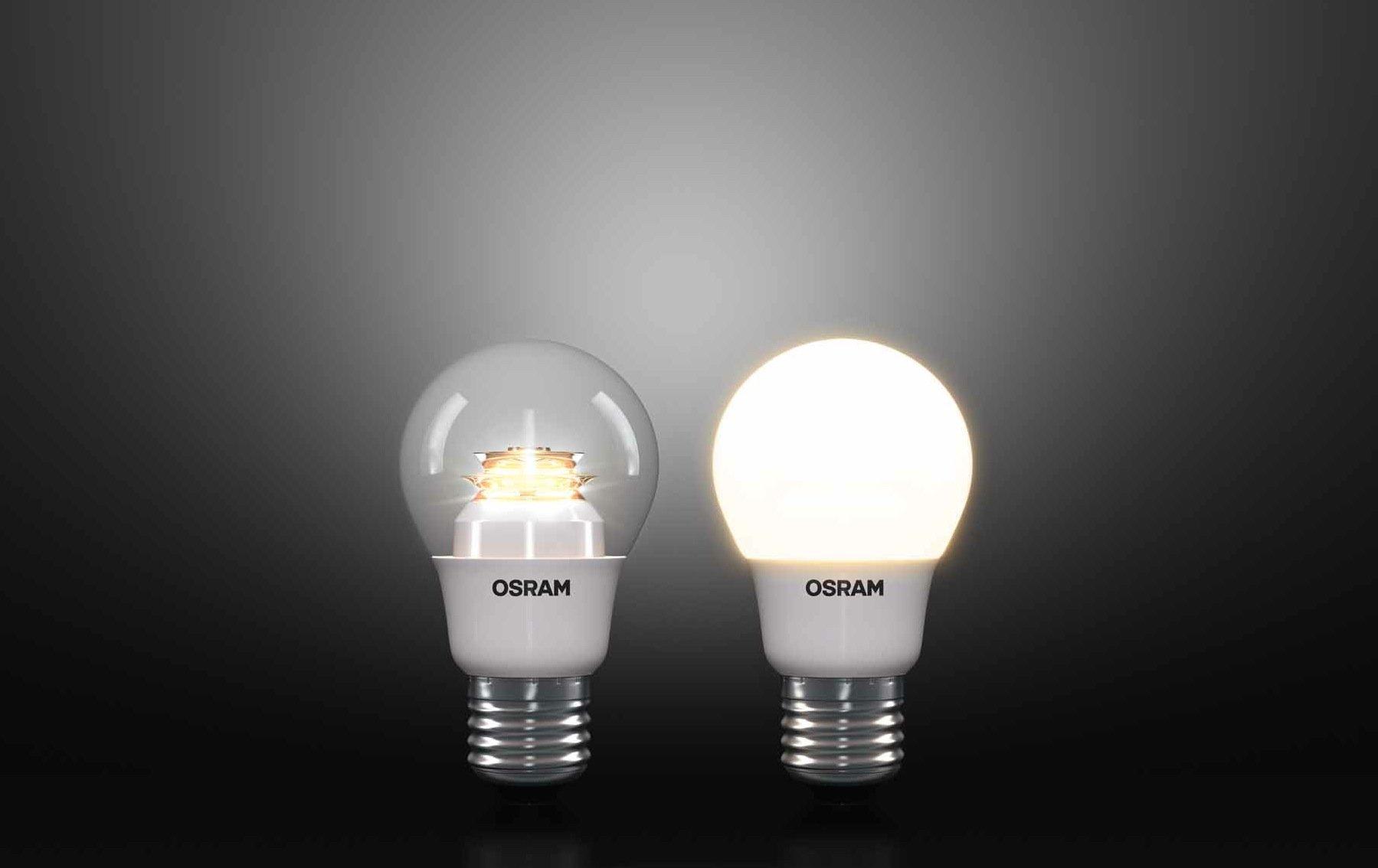 Osram-Leuchten auf LED-Basis: Die Langlebigkeit von LED-Leuchten und die Konkurrenz aus Asien machen dem Unternehmen zu schaffen.
