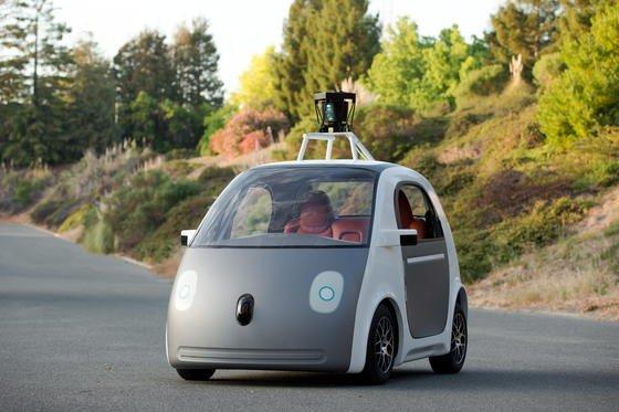 Autonomes Google-Auto: Hubert Lakner, Vorsitzender des Fraunhofer-Verbundes Mikroelektronik, fordert die deutsche Autoindustrie auf, sich stärker gegen Google zu wehren.