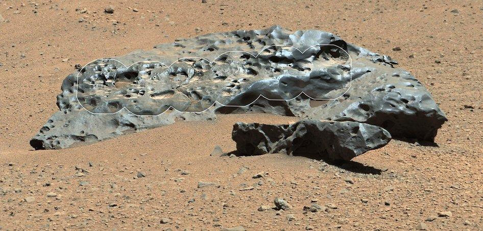 Der Marsrover Curiosity hat einen Meteoriten entdeckt, der auf dem Mars eingeschlagen ist. Demnächst will die NASA einen weiteren Rover auf den Mars schicken, der mit noch besseren Instrumenten ausgestattet ist.