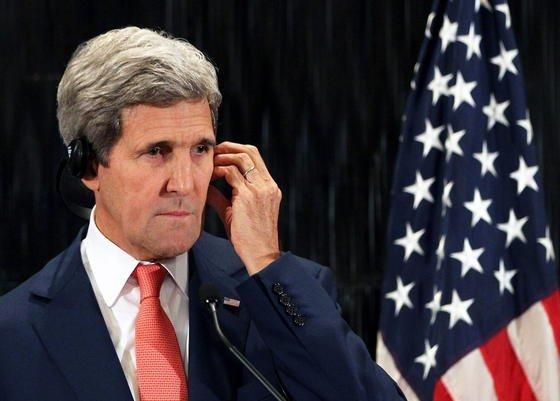US-Außenminister John Kerry ärgert sich, dass seine Telefongespräche im Nahen Osten von Israel abgehört wurden. Im Netz gibt es dafür angesichts der NSA-Affäre nur hämische Kommentare.