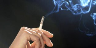 Strom speichern im Zigarettenfilter-Superkondensator