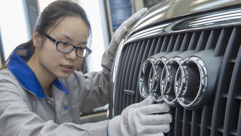 Der chinesische Markt ist für Audi wichtig, allein im Juli 2014 konnte der Konzern dort 48.000 Fahrzeuge absetzen. Er akzeptiert deswegen eine Strafe und kooperiert mit den Behörden.