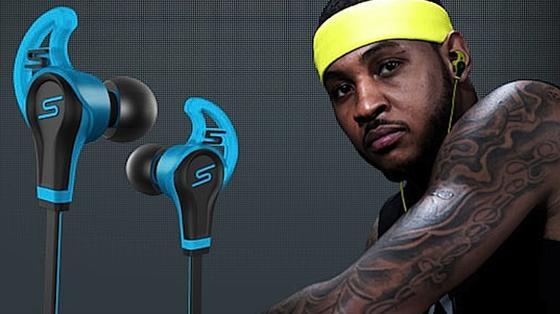 Rapper 50 Cent und Intel haben gemeinsam einen stylischen Fitness-Kopfhörer für Freizeitsportler entwickelt.
