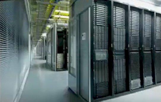 Apple-Rechenzentrum im amerikanischen Maiden. Diese Anlage gehört dem Unternehmen selbst. In China will Apple künftigiCloud-Daten auf Servern der China Telecom speichern.