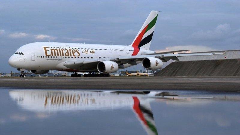 Emirates ist stark umworben: Die Fluggesellschaft kauft bei Airbus das Großraumflugzeug A380, bei Boeing Maschinen vom Typ 777.