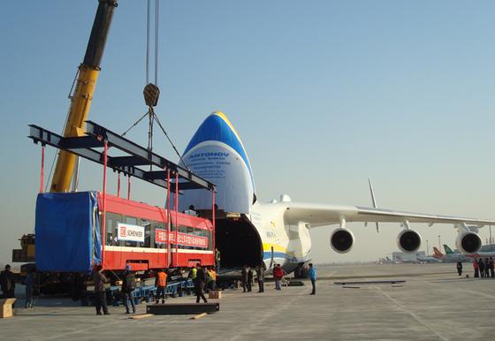 Die Antonov An-225 ist das größte Transportflugzeug der Welt. Doch der ukrainische Hersteller leidet unter fehlenden Aufträgen aus Russland und dürfte die Ukraine-Krise kaum überleben.