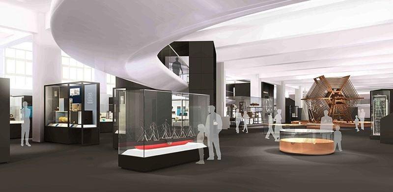 Das Science Museum eröffent am 25. Oktober seine neue Dauerausstellung Information Art.Mehr als 800 Objekte sollen zeigen, wie sich die Kommunikation in den vergangenen 200 Jahren verändert hat.