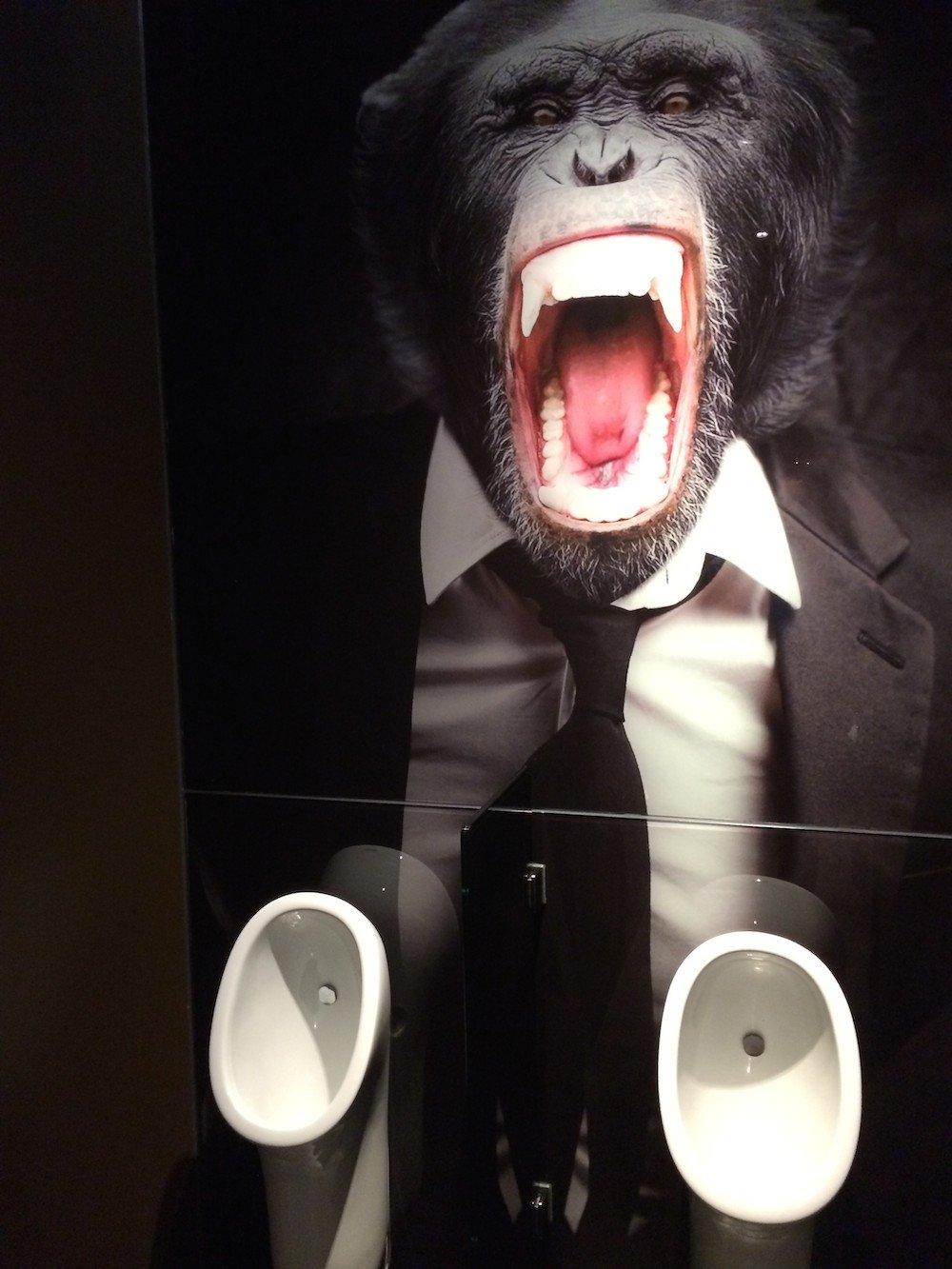 Diese Toilette im Loft5 in Zürich am Europaring steht mit 53 Stimmen derzeit auf dem zweiten Platz.