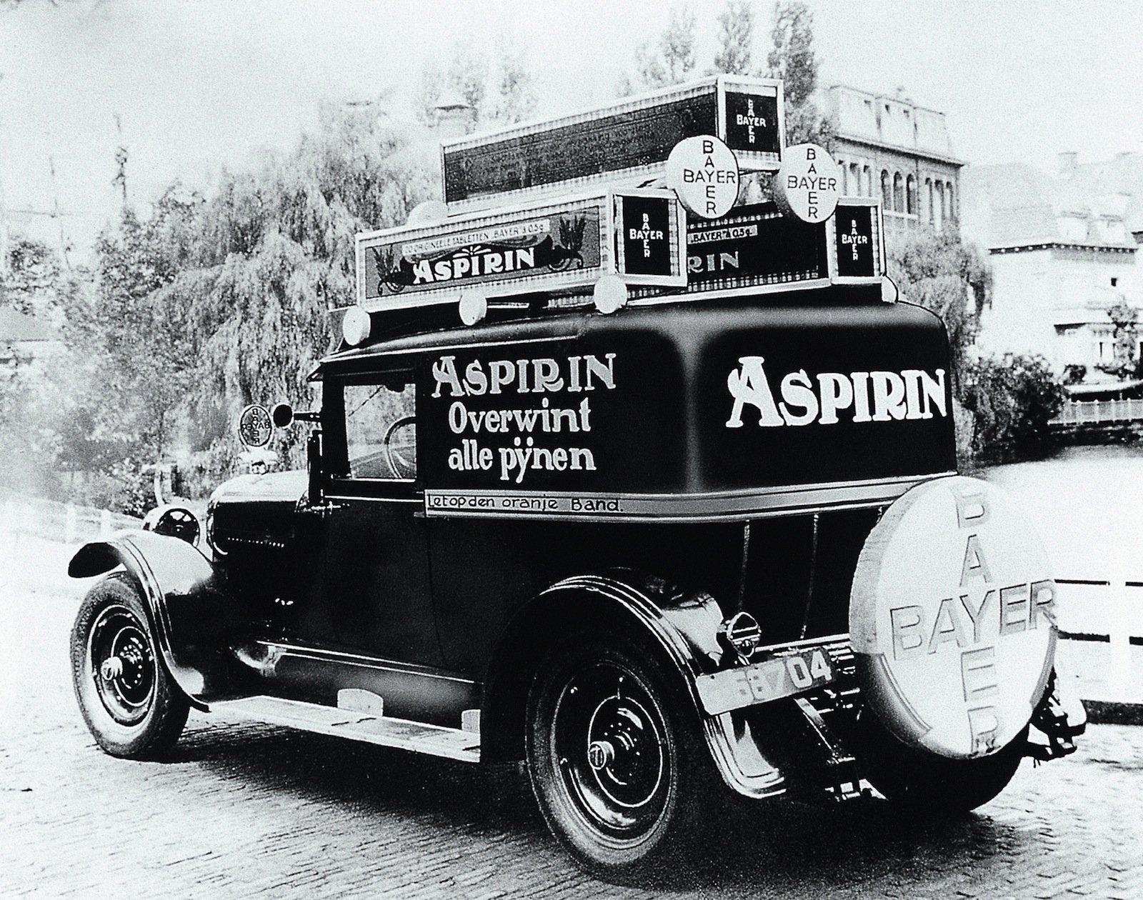 Allein das rezeptfreie Schmerzmittel Aspirin spülte im vergangenen Jahr 460 Milliarden Euro in die Bayer-Kasse.