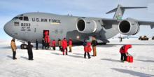 US-Forscher finden Leben unter dem 800 Meter dicken Eispanzer der Antarktis