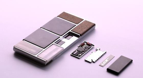 Ara-Smartphone von Googles Tochter Motorola: Das Telefon soll sich modular zusammenstecken lassen. Den Chip liefert Rockchip, teilte jetzt mit.